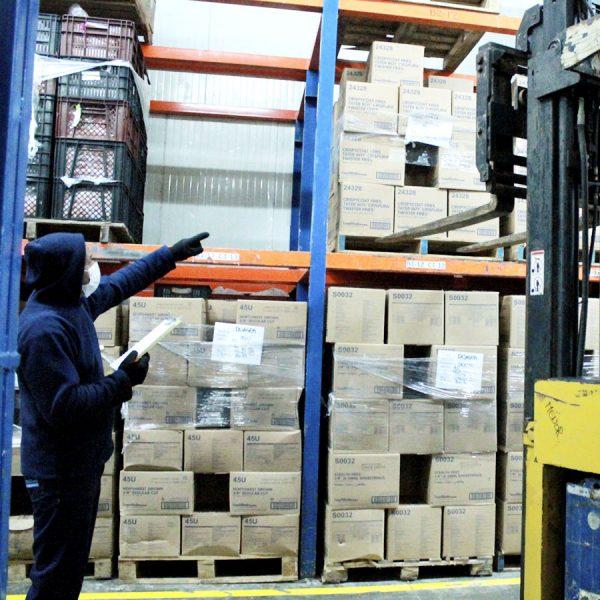 Servicio de almacenamiento en frío en Cali - Frideco